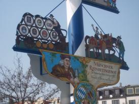 mât bavarois