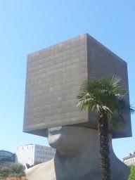 La tête au carré