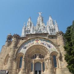 le temple expiatoire du Sagrat Cor
