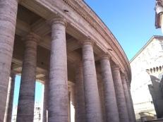 les colonnes