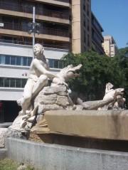 La Fuente del Centenario.