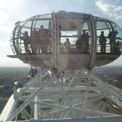 Capsule du London Eye