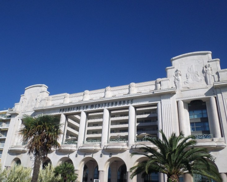 Palais de la Méditerranée 1