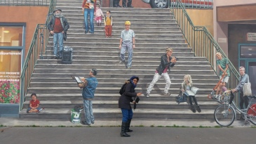 Mur des Canuts ET MOI!!!