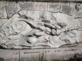 le Rhone et la Saône