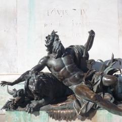 Allégorie du Rhône