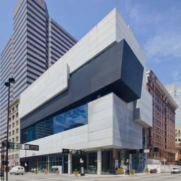 Le centre d'art contemporain de (Cincinnati, Etats-Unis)